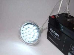 Самодельный фонарик на светодиодах. Переделываем галогеновую лампочку в светодиодную своими руками.